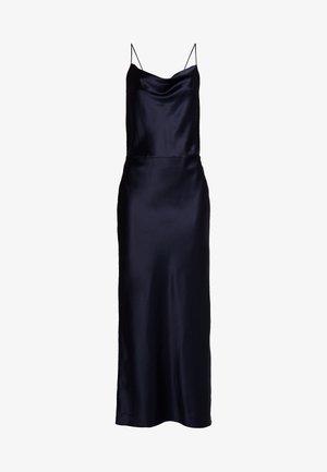 APPLES DRESS - Společenské šaty - dark navy