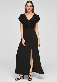 s.Oliver BLACK LABEL - Occasion wear - true black - 1