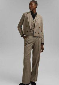 Esprit Collection - Blazer - khaki beige - 1