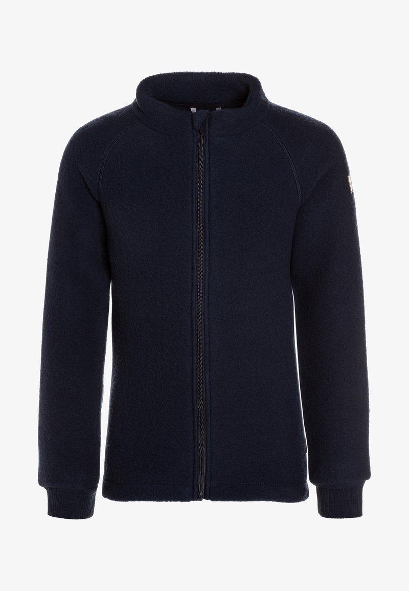 mikk-line - JACKET - Fleece jacket - blue nights