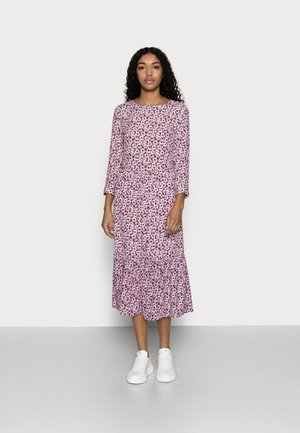 FLOUNCE  - Day dress - plum