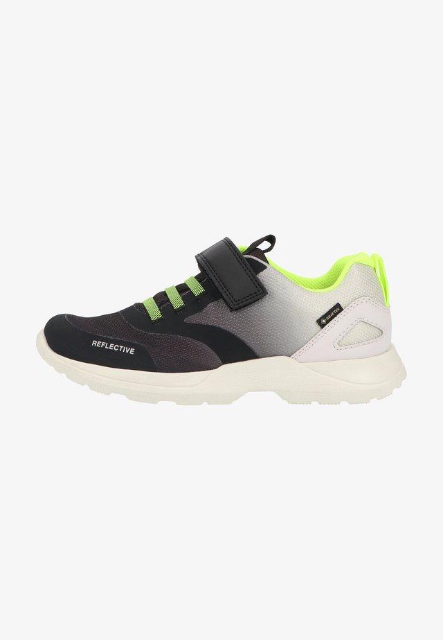 Sneaker low - schwarz/weiss
