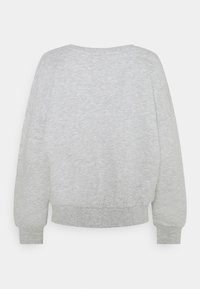 ONLY Petite - ONLKAPPI PETIT SET - Sweatshirt - light grey melange - 2