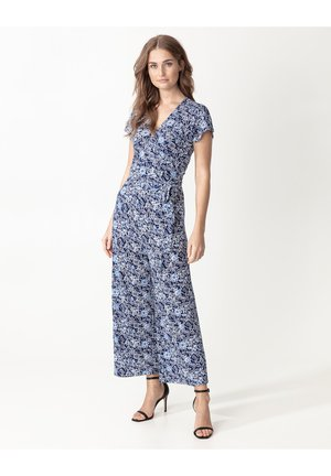 GINI - Jumpsuit - blue