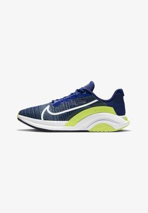 Chaussures d'entraînement et de fitness - deep royal blue/cyber/bright mango/white
