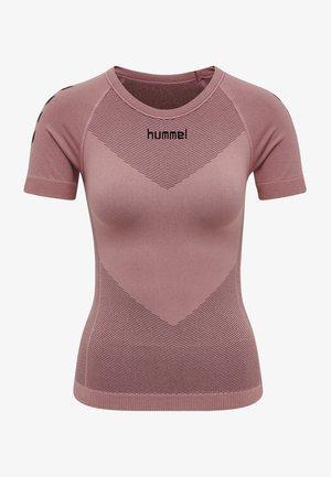 Sports shirt - dusty rose