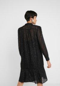 Bruuns Bazaar - ROSALEEN CAMARI DRESS - Cocktail dress / Party dress - black - 2