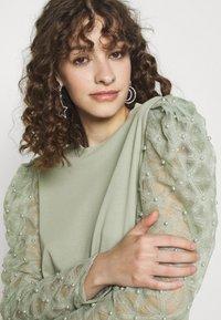 Miss Sixty - Maglietta a manica lunga - green grey - 3