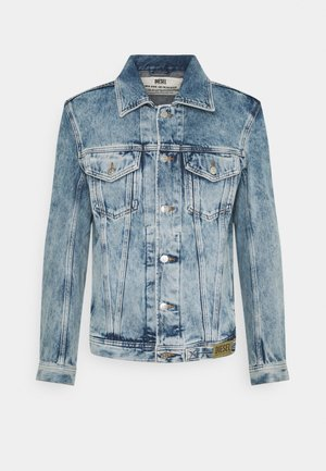 NHILL-C1 - Denim jacket - medium blue
