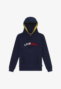 Tommy Hilfiger - GRAPHIC HOODED - Hoodie - blue - 2