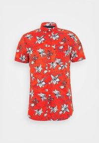 Košile - grenadine red