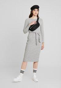 New Look - Jumper dress - mid grey - 2