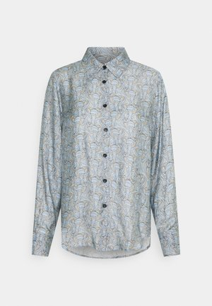LATIA - Button-down blouse - light blue
