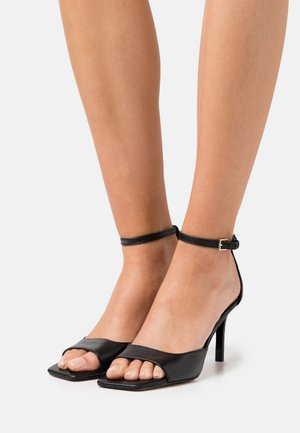 ASTEAMA - Sandals - black