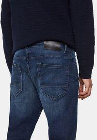 WE Fashion - SUPERSTRETCH - Jeans Skinny Fit - dark blue - 3