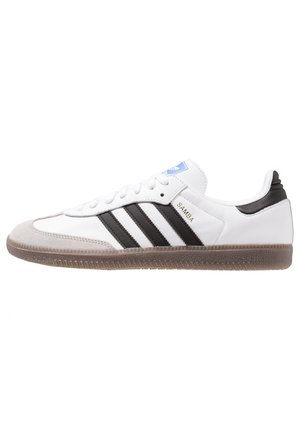 SAMBA - Matalavartiset tennarit - footwear white/core black/granit