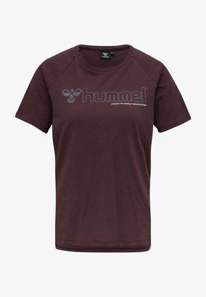 T-shirt imprimé - fudge