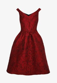 Madam-T - DANAY - Cocktail dress / Party dress - schwarz, rot - 6