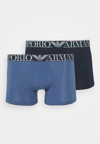 Emporio Armani - TRUNK 2 PACK - Pants - viola - 3