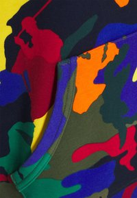 Polo Ralph Lauren - POLO PONY CAMO DOUBLE-KNIT HOODIE - Felpa - spectre player camo - 2