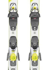 Head - SUPERSHAPE SLR PRO / SLR 7,5 GW - Skiing - white/yellow - 1