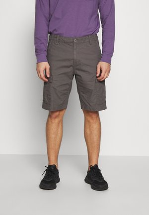 AVIATION COLUMBIA - Short - air force grey