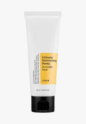 ULTIMATE MOISTURIZING HONEY OVERNIGHT MASK - Natpleje - -
