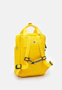 Lego Bags - BRICK 1X1 KIDS BACKPACK UNISEX - Rucksack - bright yellow - 1