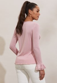 Odd Molly - GLADYS - Long sleeved top - pink mauve - 1