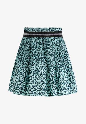 MET PANTERDESSIN - A-line skirt - light blue