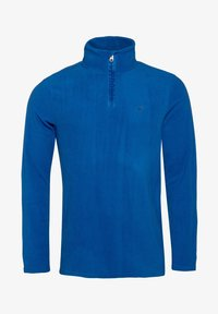 sporty blue