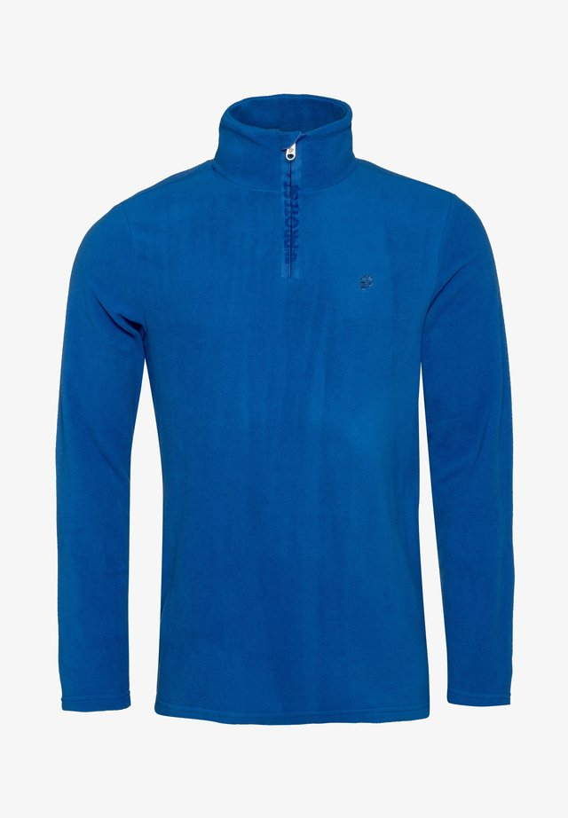 PERFECTY - Fleece trui - sporty blue