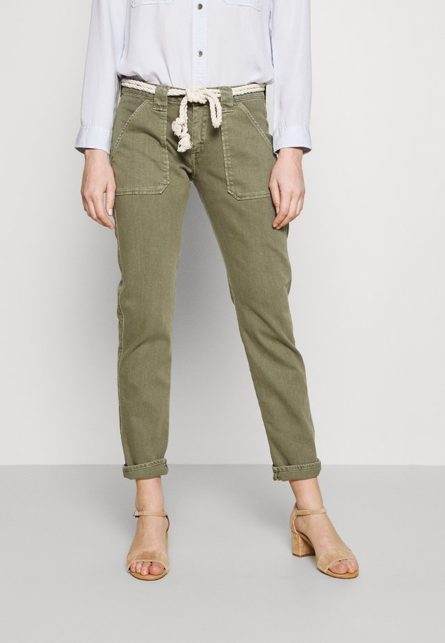 Jeans Slim Fit - light khaki