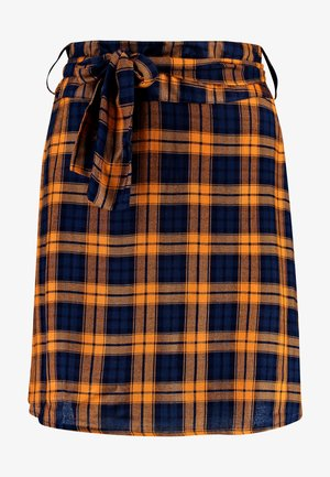 A-line skirt - buckthorn brown