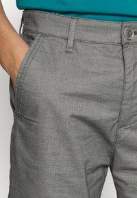 Esprit - OCS Y/D STRUCT - Shorts - dark grey - 3