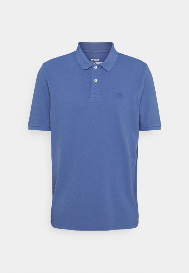 TED REGULAR MAN - Poloshirts - dark lavander