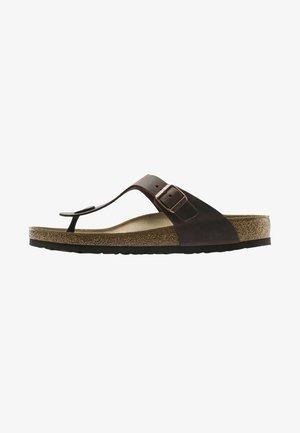 T-bar sandals - habana