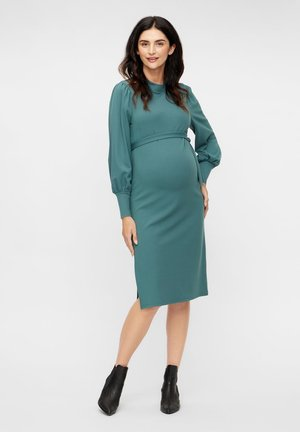 Jersey dress - north atlantic