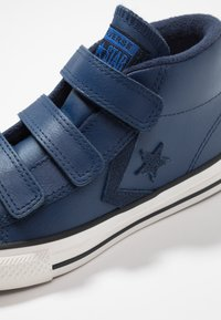 Converse - STAR PLAYER ASTEROID MID - Sneakers high - navy/obsidian/blue - 2