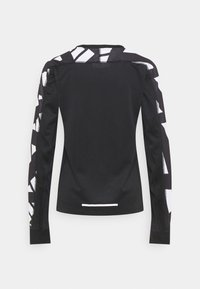 adidas Performance - CELEB - T-shirt sportiva - black/white - 6