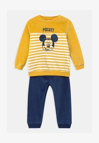 OVS - MICKEY SET - Pyjama - misted yellow - 0