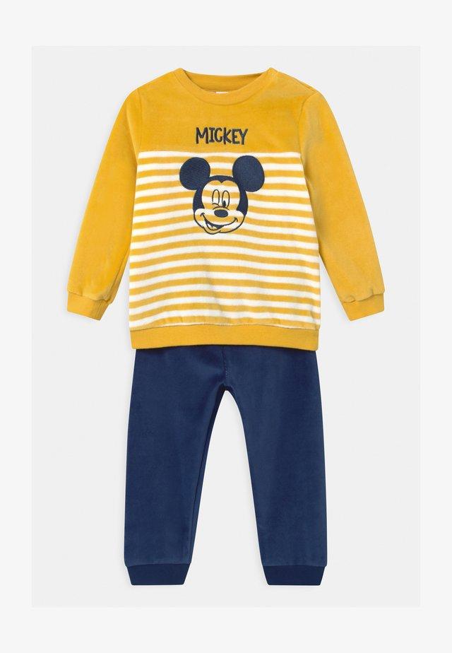 MICKEY SET - Pijama - misted yellow