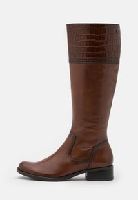 Caprice - Boots - cognac - 1