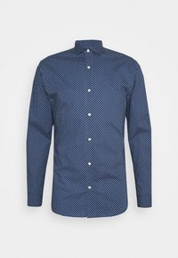 Jack & Jones PREMIUM - JPRBLABLACKPOOL STRETCH - Shirt - navy blazer - 0