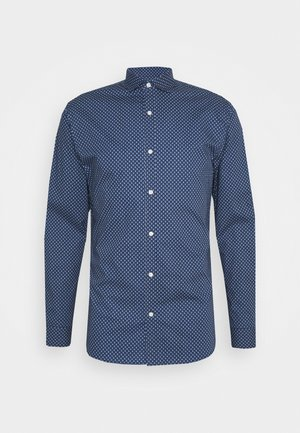 JPRBLABLACKPOOL STRETCH - Shirt - navy blazer