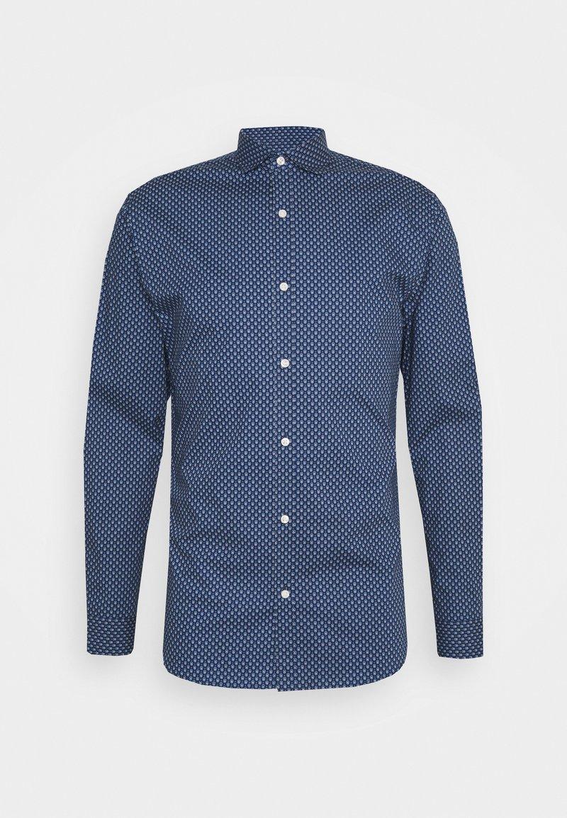 Jack & Jones PREMIUM - JPRBLABLACKPOOL STRETCH - Shirt - navy blazer