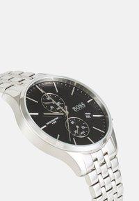 BOSS - ASSOCIATE - Cronógrafo - silver-coloured/black - 3