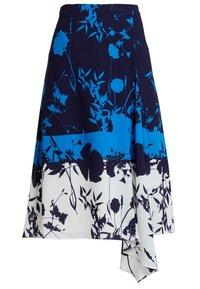 Ted Baker - A-line skirt - dark blue - 4