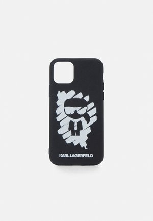 IKONIK GRAFFITI CASE 11P - Phone case - black