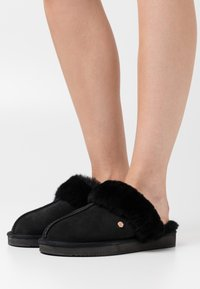 Mexx - BLIXA - Slippers - black - 0